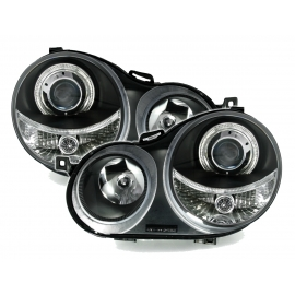 FAROIS ANGEL EYES VW POLO 9N 01-05