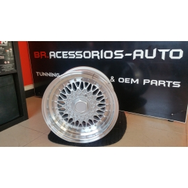 JANTES JAPAN RACING JR9 4X100/108 - 15X8 ET20 SILVER