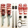 COILOVERS JOM REDLINE VW GOLF 7 EIXO TRASEIRO SOLIDO